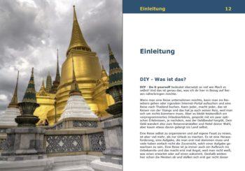DIY-Reisen - Thailand Reiseführer Buchseite 11-12