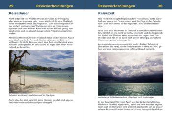 DIY-Reisen - Thailand Reiseführer Buchseite 29-30