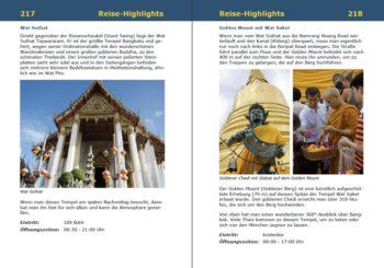 DIY-Reisen - Thailand Reiseführer Buchseite 217-218