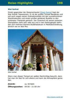 DIY-Reisen - Thailand Reiseführer Buchseite 198