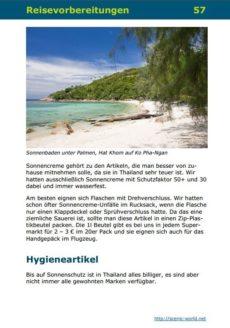 DIY-Reisen - Thailand Reiseführer Buchseite 57