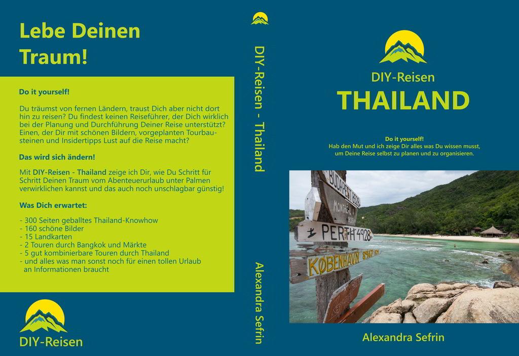 DIY-Reise - Thailand: Cover außen