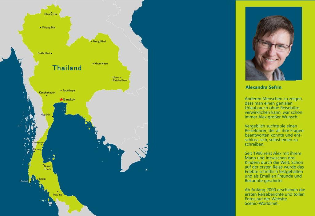 DIY-Reise - Thailand: Cover innen