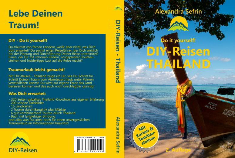 DIY-Reisen - Thailand (2019) - Cover