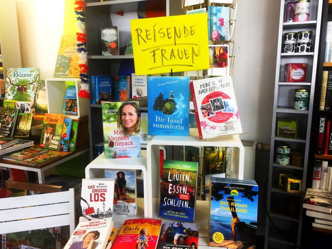 DIY-Reisen - Thailand - Buchladen in Fürth