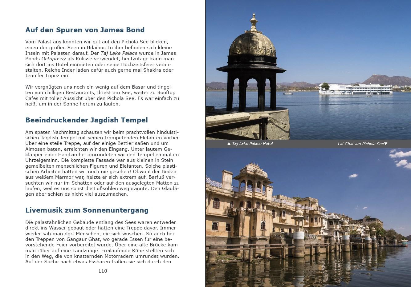 Quer durch Rajasthan - Udaipur